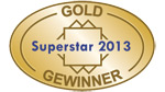Superstar 2013 - Gold Winner