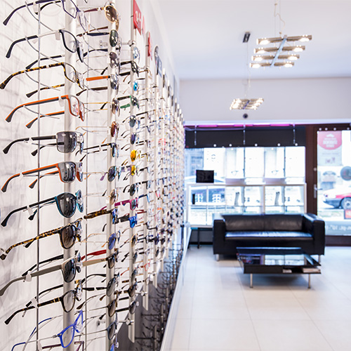 Shop Fittings & Sales Promotion for Jewellers & Opticians