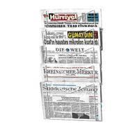 Zeitungsständer & -hänger