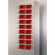 Zidni držač za razglednice
