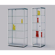 Display Showcase in Float Glass