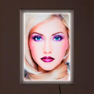 LED Light Frame