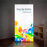 "Parede iluminada LED ""Easy Up Mobile"""