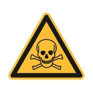 Pozor, jedované látky [W016]