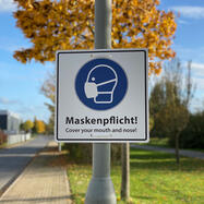 Information SIGN Mask Obligation