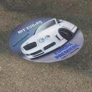 Pavement Sticker