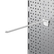Pegboard Single Plastic Hook