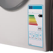 Buzunar de protectie cu puncte adezive pentru etichete de energie