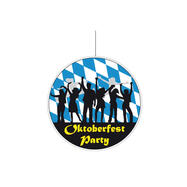 "Loftsdekoration ""Oktoberfest Party"""