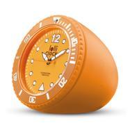 Tischuhr Lolli Clock ROCK in verschiedenen Farben