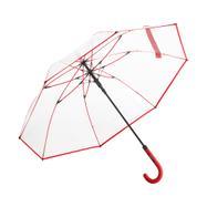 """Guarda-chuva AC """"Pure"""" em plástico transparente"""
