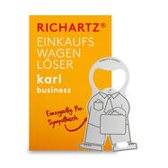 "Portachiavi Richartz Karl ""Business"""