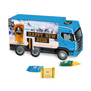 Ritter Sport Advent Calendar Truck