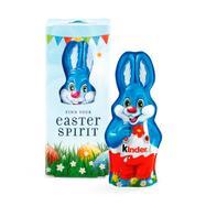 Kinder Schokolade Osterhase Mini in Werbeverpackung