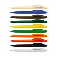 Antibacterial Twist Ballpoint Pen