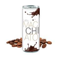 Latte Macchiato in der Dose