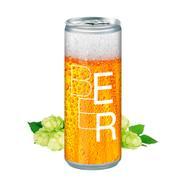 Bier in der Dose