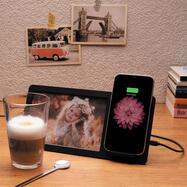 5W Wireless Charger mit Fotorahmen