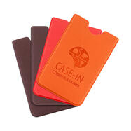 Чехол для пластиковых карт с печатью