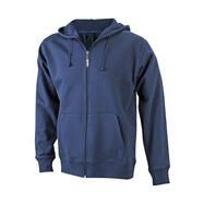 Men's Hooded Jacket, with kangaroo pocket for men