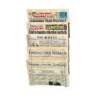 Závěs na noviny I