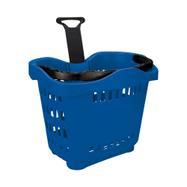 """Roller Basket """"TL-1"""", Einkaufskorb 55 Liter, zum Ziehen"""