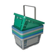 Shopping Basket made from Recycled Material