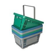 Einkaufskorb aus Rezyklat