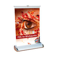 "Bannerdisplay ""Mini"" roll-up A4"