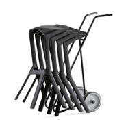 Wózek transportowy do stołków barowych Miura