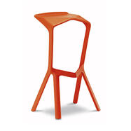 """Barhocker """"MIURA"""" designed by Konstantin Grcic"""