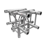 Naxpro-Truss FD 34, C40 / 90° piesa T 4 intrari