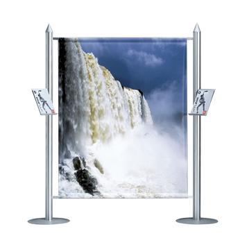 """Digitaldruckbanner für Bannerdisplay """"Vario d2"""""""