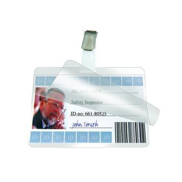 """Hüllen für Namensschild """"ID-Karten"""""""