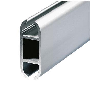 "Aluminium-Kederschiene flach ""Rail"""