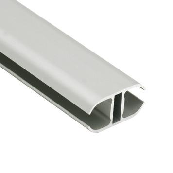 "Aluminium-Kederschiene flach ""Small"""