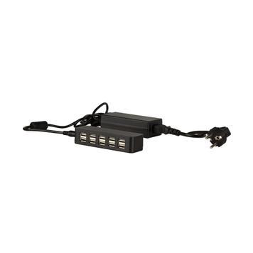 Multicharger für Menükarte LED