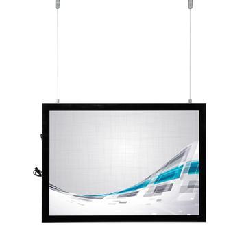"LED Leuchtrahmen ""Ecomag"", doppelseitig"