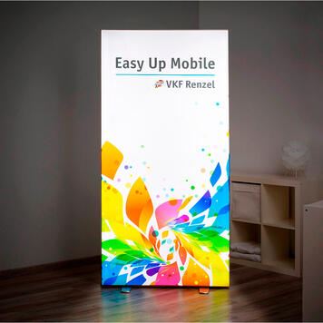 "LED Leuchtwand ""Easy Up Mobile"""