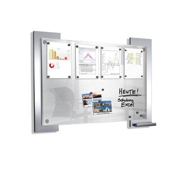 Kraftmagnete für Infoboard Look