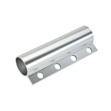 """Bannerrahmen-Stecksystem Aluminium """"Rohr mit einseitigen Durchzugsösen"""""""