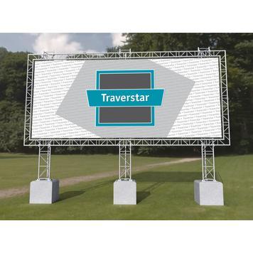 """Werbesystem Traverstar """"Fundament"""""""