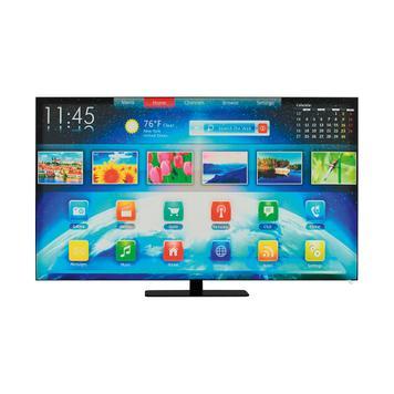 Stretchframe TV-Attrappe freistehend