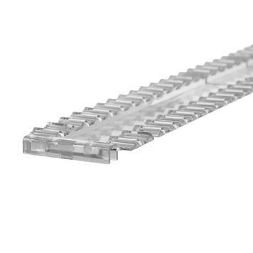 Rutschbremse für Perfekta-Fachteilersystem, 57 mm Breite