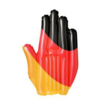 Aufblasbare Winkehand Deutschland