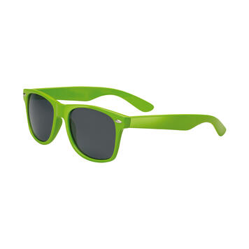 Sonnenbrille mit Kunststoffrahmen