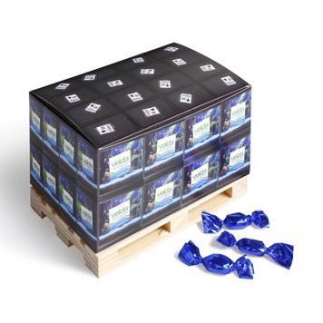 Mini Palette Süßigkeiten