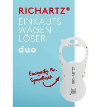 RICHARTZ Einkaufswagenlöser Duo