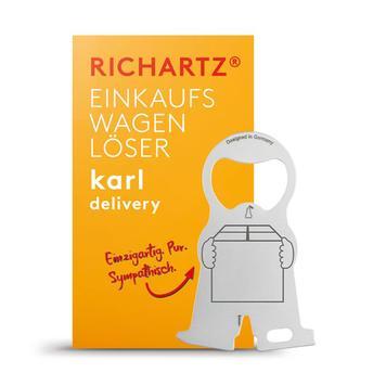 """Richartz Einkaufswagenlöser """"Karl Delivery"""""""