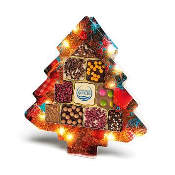 Schokini Weihnachtsbaum